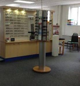 Optician in Buckshaw Village