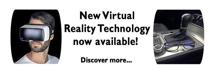 Virtual Reality Technology Available Now
