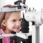 Kids Eye Tests in Buckshaw Village