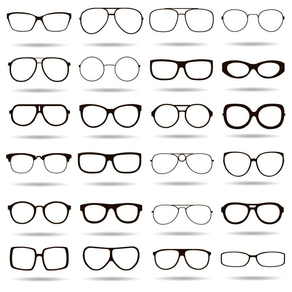Types Of Glasses Frames Shapes : 5 Decisions You Make That Affect Your Vision