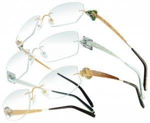 Rimless Glasses in Croston