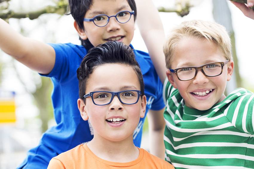 Kids Eye Tests in Ashton on Ribble