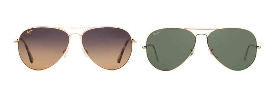 rayban lenses