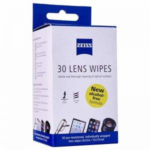 Zeiss Alcohol Free Lens Wipes