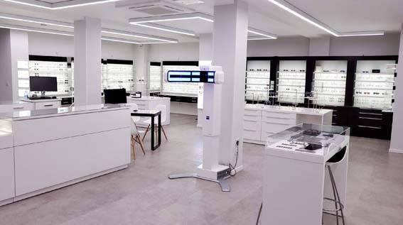 Opticians near Eccleston